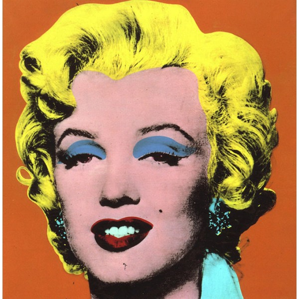 Cuadro estilo pop art marilyn